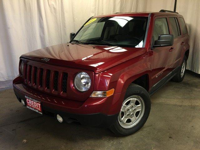 2011 Jeep Patriot 2WD 2