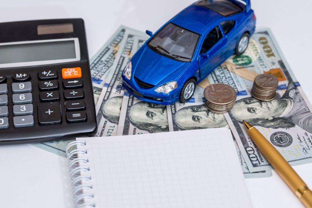 refinancing a car