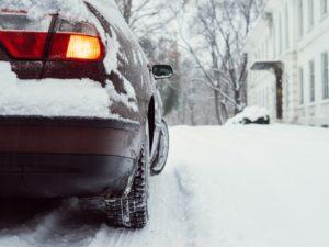 winter car preparation