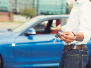 Buying a Car with no Credit History