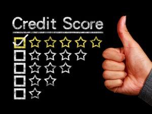 Good Credit Score at Auto Warehouse