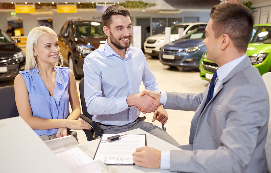 getting an auto loan