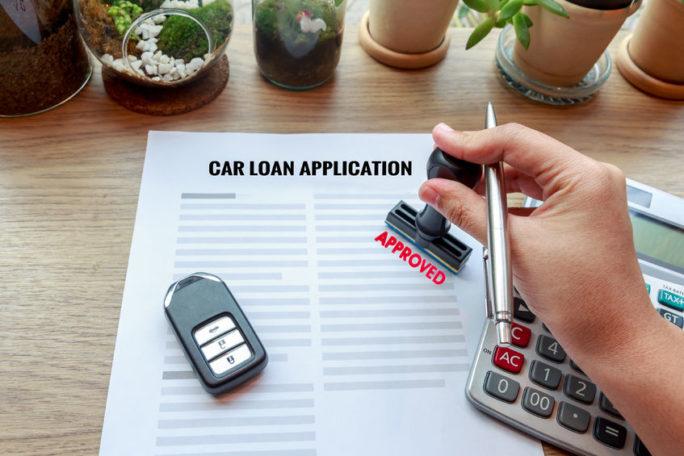 car financing with poor credit