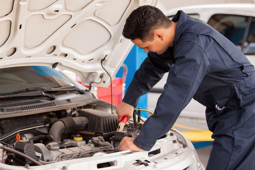 Fixing a car that won't start