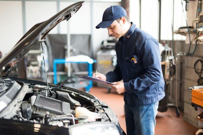 car care inspection