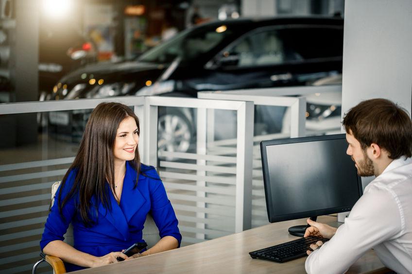 negotiating a car loan